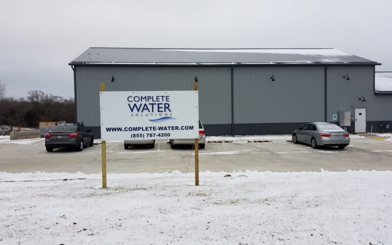851 W Main Street Twin Lakes WI – Complete Water Solutions