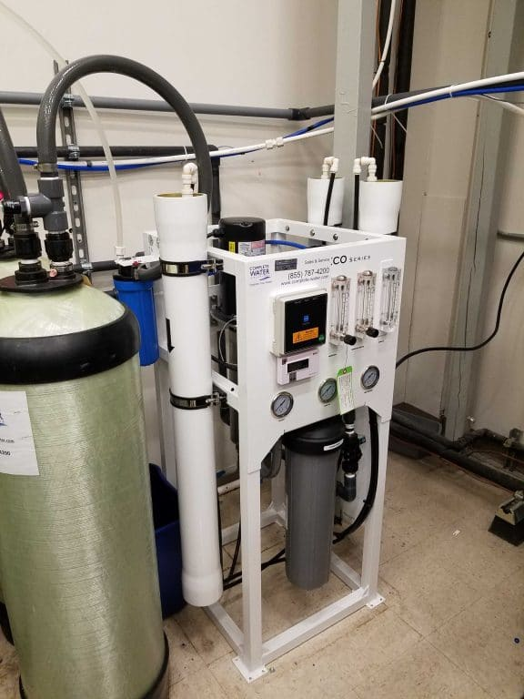 EcoWater RO 6000