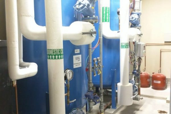 aquamatic softener system, complete water solutions
