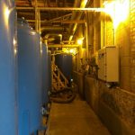 1000 gpm industrial sand filtration, complete water solutions