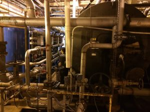 industrial sand filtration system, upgraded sand filtration system, new sand filter install