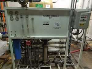 commercial ro system, hard water issues, commercial reverse osmosis system