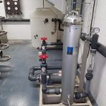 RO CIP Skid. complete water solutions, ro membrane cleaning