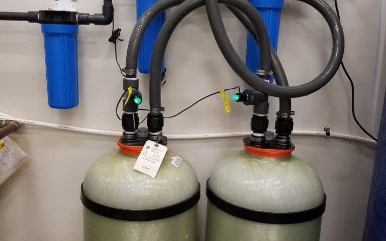 Mixbed DI Exchange Tanks. complete water solutions