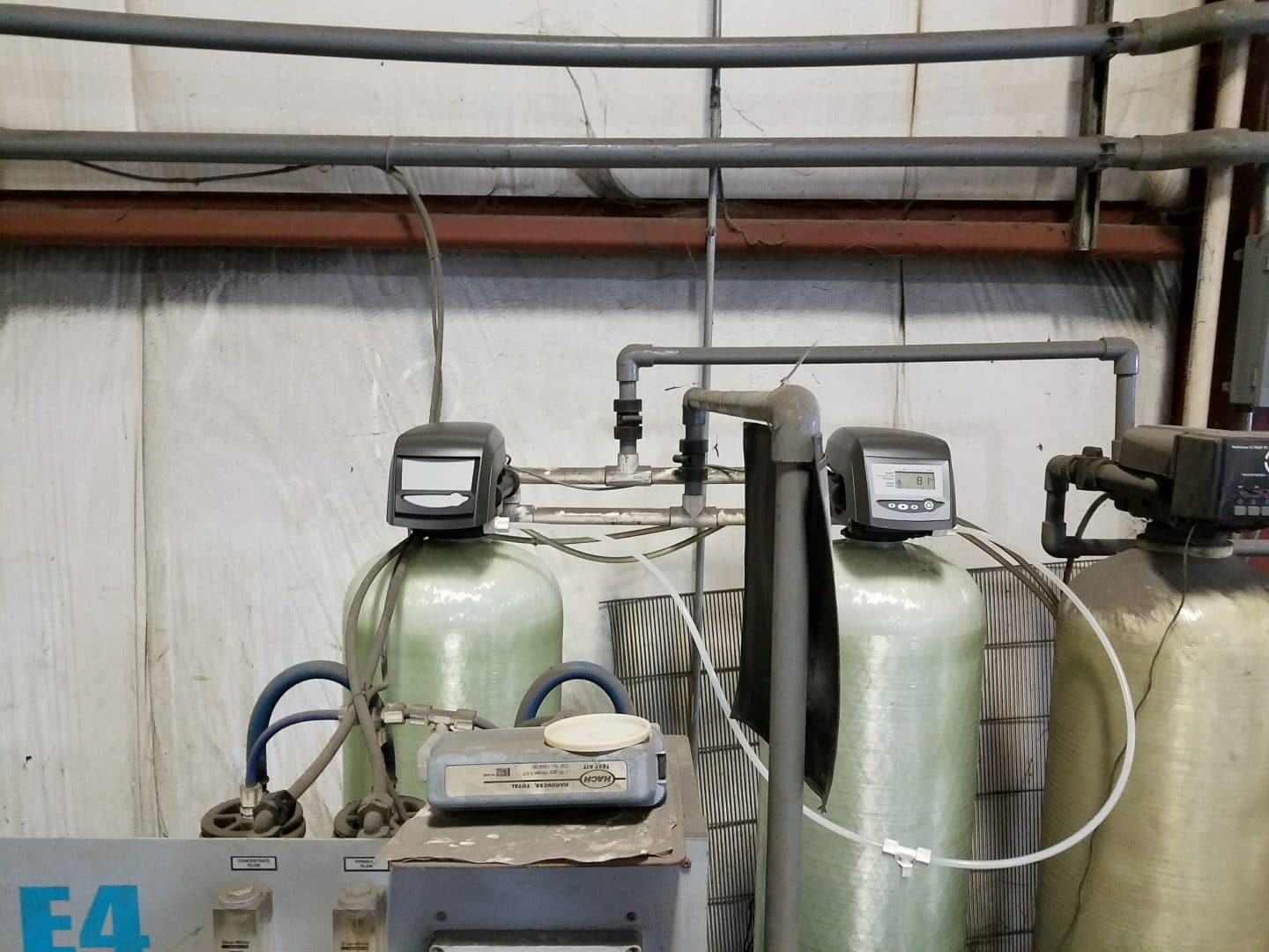 Performa Softener System New w/ Upgraded Logix Softener Controllers