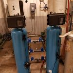 3200 fleck iron filter, complete water solutions