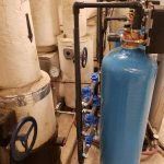 Green sand iron filter, cooling loop, complete water solutions