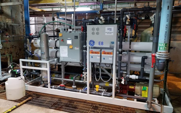 GE E8 PLC, Complete Water Solutions