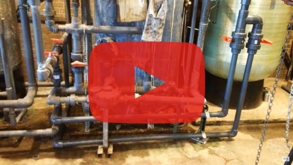 co-gen plant water softener, complete water solutions
