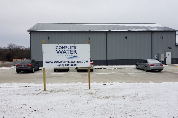 complete water solutions, complete water new building, complete water twin lakes wi