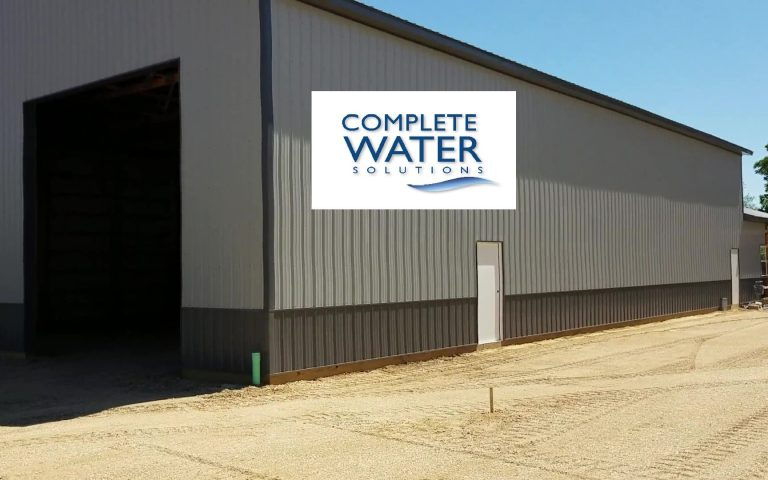 complete water solutions, new facility, twin lakes wi