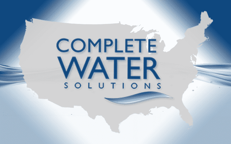 complete water solutions, service locations, reverse osmosis service usa