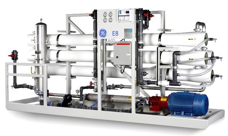 ge osmonics e8-57k, complete water solutions, e8-57k