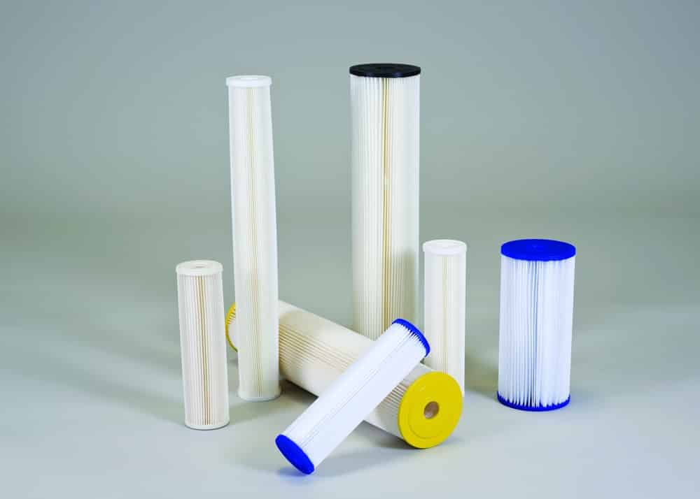 filter cartridges, filter cartridges for RO, complete water solutions