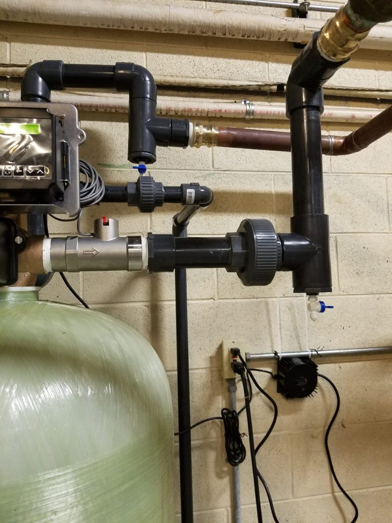 complete water solutions, dealkalizer replacement, industrial water treatment service