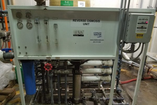 food manufacturer ro problems, reverse osmosis for food industry, complete water solutions