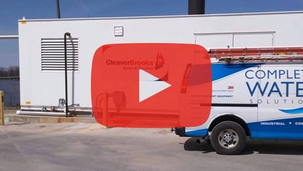 complete water solutions, food manufacturing water system