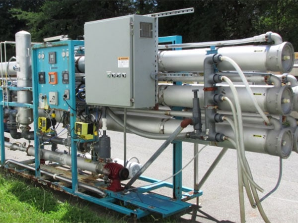 GE Osmonics RO System