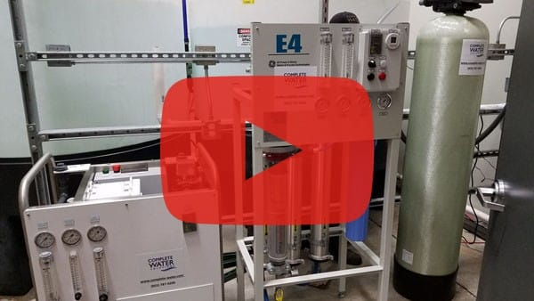 ge reverse osmosis, complete water solutions