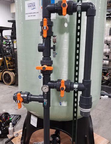 hemp water system, complete water solutions, industrial hemp water treatment