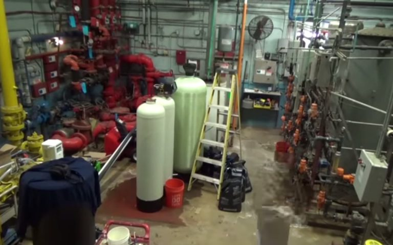 industrial reverse osmosis system, complete water solutions, fujifilm reverse osmosis