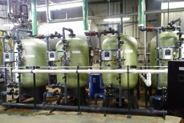 industrial iron filtration, complete water solutions
