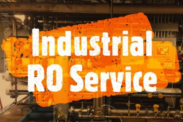industrial reverse osmosis, industrial ro, complete water solutions