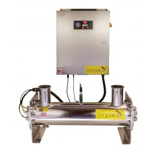 lp1sa-6, complete water solutions, ultraviolet water treatment equipment
