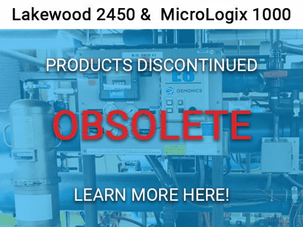 Lakewoood Micrologix Discontinued