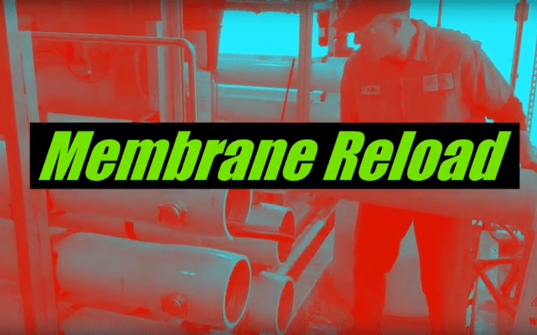"""Membrane Reload 8"""" Reverse Osmosis, complete water solutions"""
