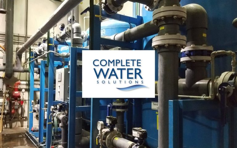 multimedia filter failure, emergency ro system repair, complete water solutions