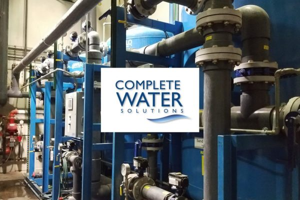 multimedia filter repair, complete water solutions, reverse osmosis filtration