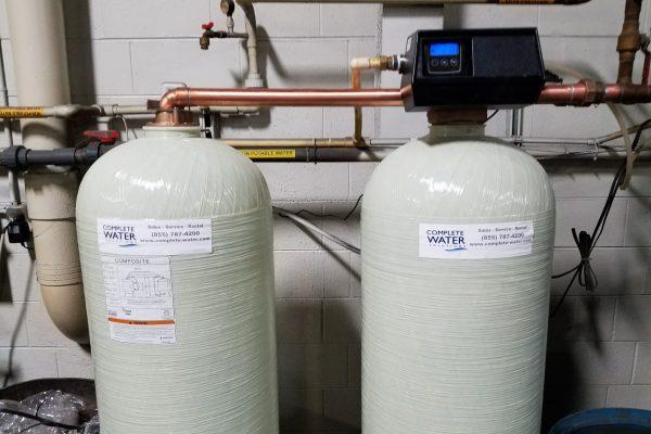 industrial water softener, complete water solutions