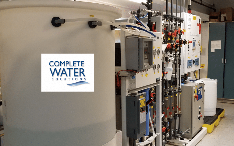 pharma water system service, complete water solutions