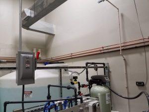 industrial ro system, industrial reverse osmosis, GE reverse osmosis system