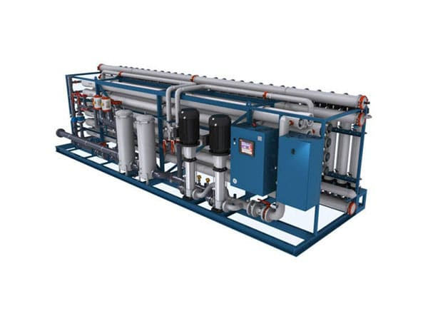 powder coating reverse osmosis, parts washing reverse osmosis, complete water solutions