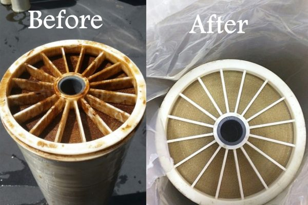 ro membrane cleaning, reverse osmosis membrane cleaning, complete water solutions