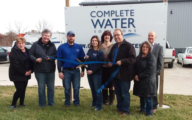 complete water solutions, twin lakes wi, water treatment