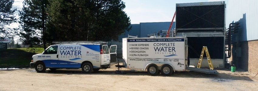 cooling tower cleaning, complete water solutions, osha standard cooling tower cleaning
