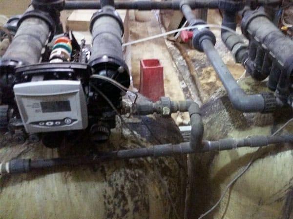 Ethanol Facility Water Softener Upgrade