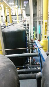 industrial water softener, industrial reverse osmosis, industrial ro system