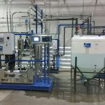 water sanitization, phamceutical company, complete water solutions