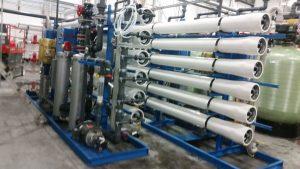 100 gallon per minute ro system