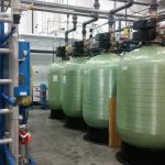 Quad Softener System, 400 gpm water softener, complete water solutions