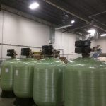 Quad Softener System, complete water solutions