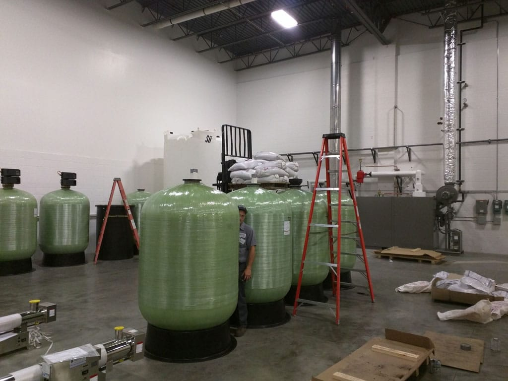 industrial water softeners, industrial ro systems, industrial reverse osmosis systems