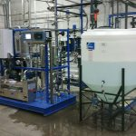 sanitization process, pharmaceutical company, complete water solutions