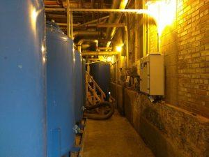 industrial sand filter, sand filtration system install, industrial sand filtration installation