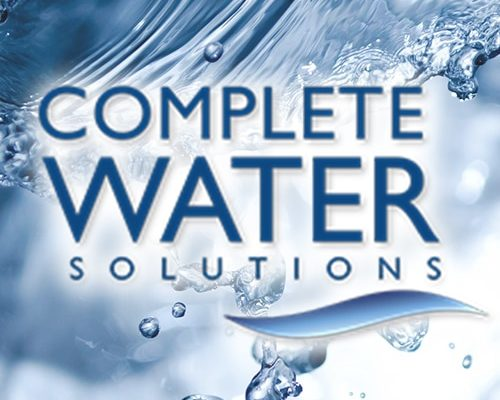 complete water solutions, commercial and industrial water treatment