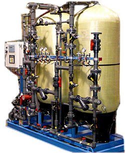 Industrial Deionization System